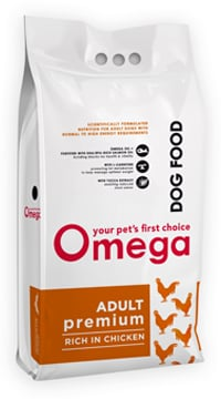 Omega Pet Foot Premium Chicken