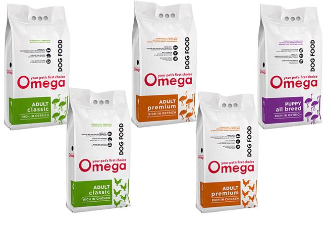Omega Pet Foods